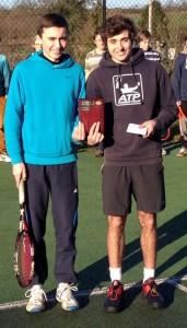 Rhodri and Chris